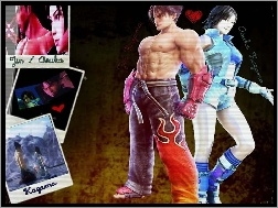 Kazama, Jin, Tekken Tag Tournament 2, Asuka