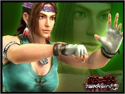 Tekken 5 Dark Ressurection, Julia Chang