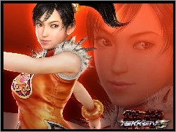 Tekken 5 Dark Ressurection, Ling Xiaoyu